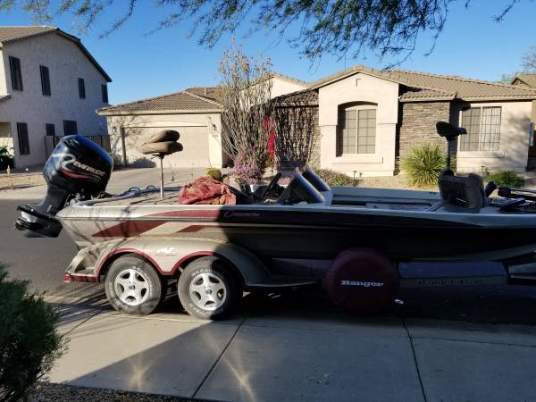 Photo Ranger Millenium Ltd Edition boat - $13,000 (Cave Creek)