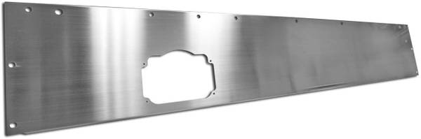 Photo Rugged Ridge Stainless Steel Dash Panel for Jeep CJ 1976 - 1986 - NEW - $225 (Greenway Rd and 43rd Ave)