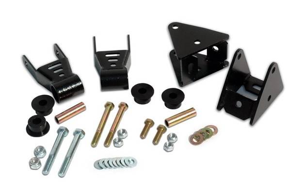 Photo Shackle Reversal Kit for 87-95 Jeep Wrangler YJ - $225 (NE Phoenix)