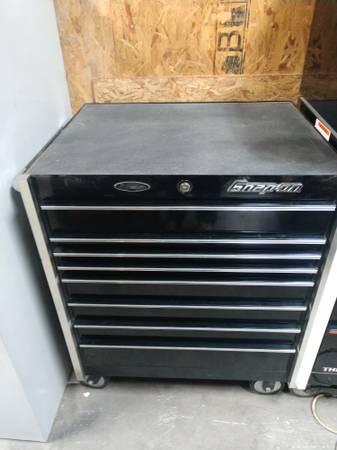 Photo Snap On Tool Box - $1600