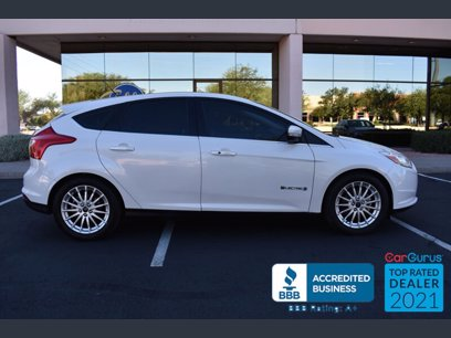 Photo Used 2014 Ford Focus Electric Hatchback for sale