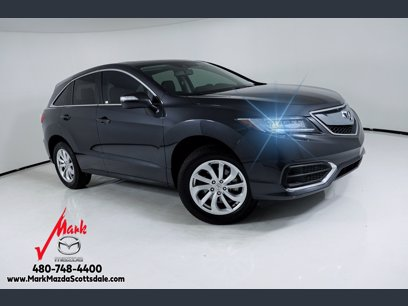 Photo Used 2016 Acura RDX FWD for sale