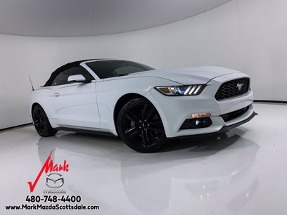 Photo Used 2016 Ford Mustang Premium for sale