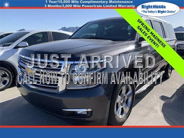 Photo Used 2017 Chevrolet Suburban Premier  $2,634 below Retail (Scottsdale,AZ  Right Honda)