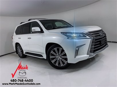 Photo Used 2017 Lexus LX 570 4WD w Luxury Package for sale