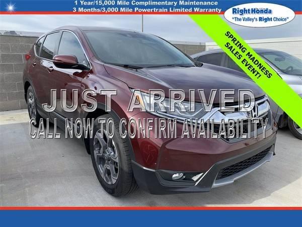 Photo Used 2019 Honda CR-V EX  $8,863 below Retail (Scottsdale,AZ  Right Honda)