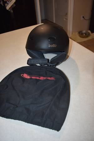 Photo Used Once Bolle39 Ski Helmet - $35 (Glendale)