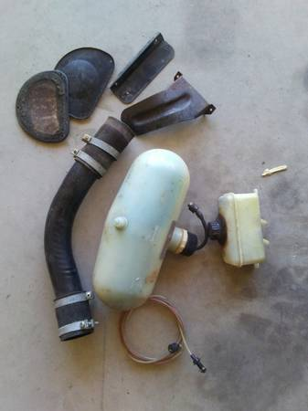 Photo VW Thing Parts - $3 (Sun City West)