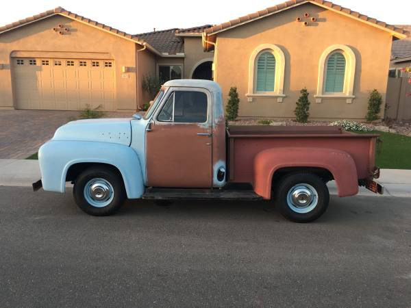 Photo Vintage 1954 ford-f100 - $15000 (Chandler)