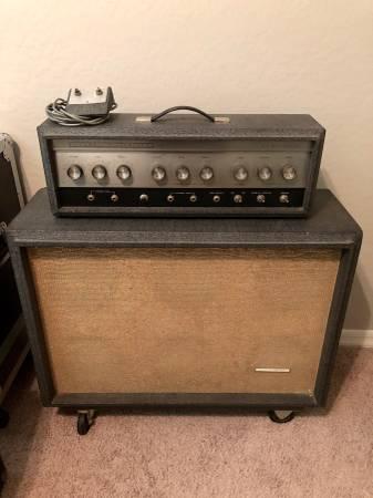 Photo Vintage 1965 Silvertone 1485 Amp - $2,000 (Phoenix)