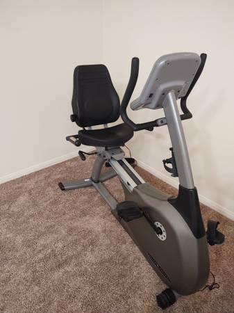 Photo Vision fitness Recumbent - $375 (Casa grande)