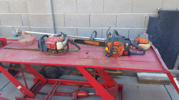 Photo Weed Eater-Chain Saw-Hedge Trimmer - $50 (Mesa)