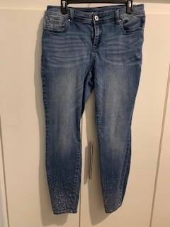 Photo Womens Macys INC jeans size 8 - $10 (Ahwatukee Foothills Club West)