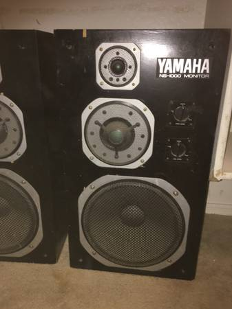 Photo Yamaha NS-1000 - $800 (San tan Valley)