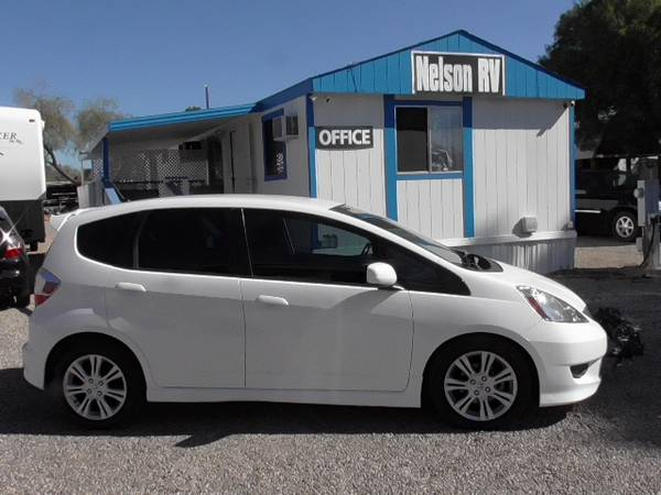 Photo 2011 Honda Fit Tow Car - Only 41k Miles Cell 520.512.8171 - $11,850 (NelsonRV.com - Tucson, But Can Deliver)
