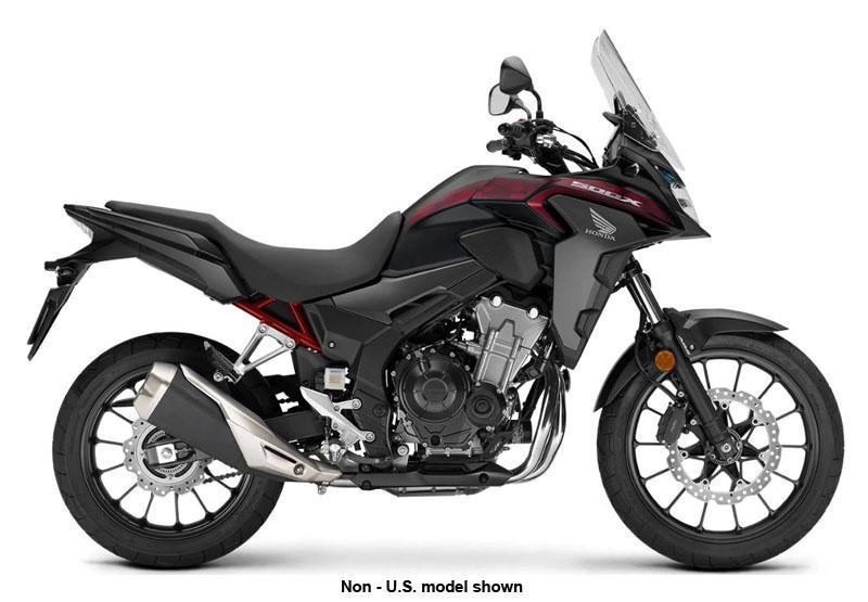 Photo 2021 Honda CB500X ABS $6999