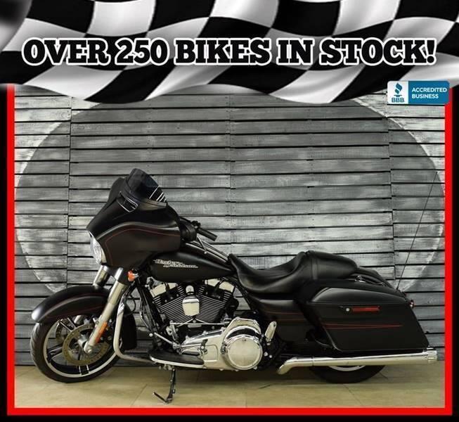 Photo 2016 Harley-Davidson Street Glide Special $16777