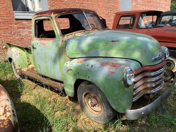 Photo 1949 Chevy 3600 - $4500
