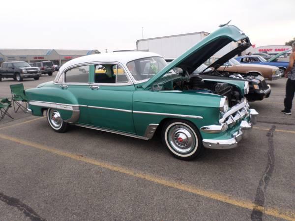 Photo 1954 chevy 4 door - $12500 (Coraopolis)