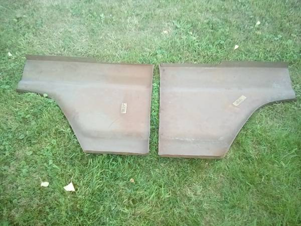 Photo 1967 to 1972 Ford truck panels brand new - $150 (New Stanton)