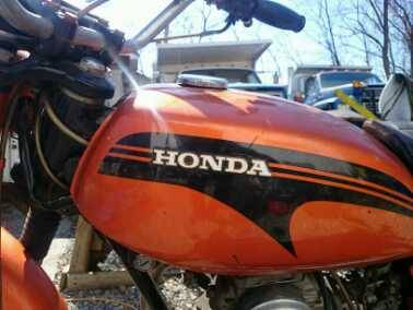 Photo 1975 Honda Cb 200 t - $1,200 (phg pa.)