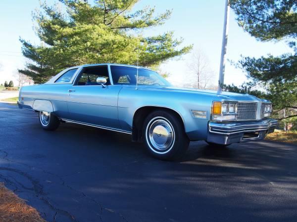 Photo 1976 Oldsmobile 98 Regency Coupe - $10000