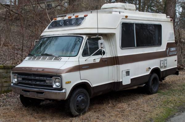 Photo 1978 Dodge Chinook - $9,000 (Pittsburgh)