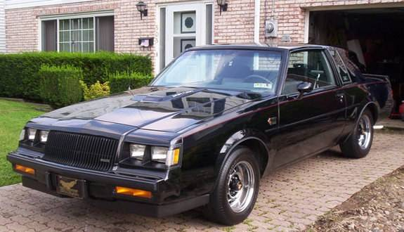 Photo 1987 Buick Grand National - $30,000 (Eighty Four Pa)