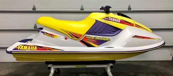 Photo 1996 Yamaha Wave Blaster II - $2500