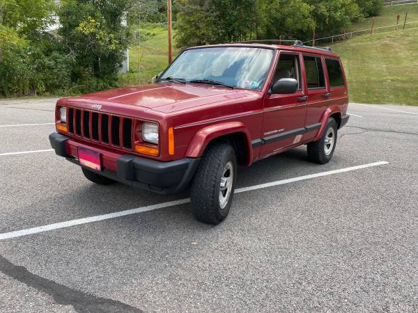 Photo 1999 Jeep Cherokee sport - $1,800 (Canonsburg , Pa)