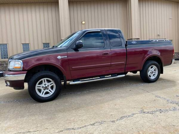 Photo 2003 Ford F150 4WD - 1903 Heritage Edition - 5.4 V8 - 84,000 Miles - $7900 (Green, Oh.)