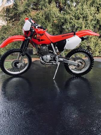 Photo 2003 Honda XR 250R - $2300 (Cranberry Twp)
