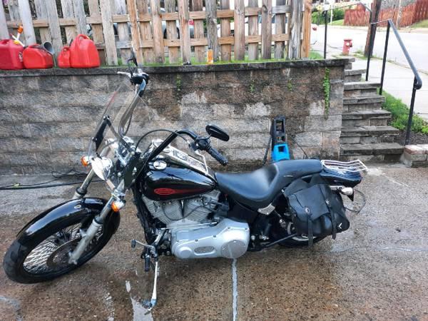 Photo 2005 Harley Davidson Softail - $8,250 (Avalon,Pa)