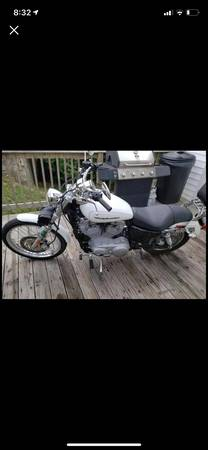 Photo 2006 Harley Davidson Sportster 883 - $3,900 (Cheswick)