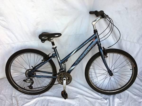 2006 Trek Navigator 100 Hybrid Bike 26 Inch Wheels Med 17 ...