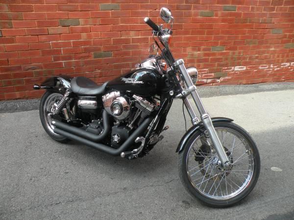 Photo 2010 Harley Davidson FXDWG Dyna Wide Glide - $8,299 (BUTLER)
