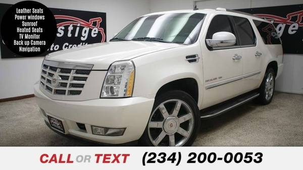 Photo 2011 Cadillac Escalade ESV Luxury - $18991 (Pittsburgh)