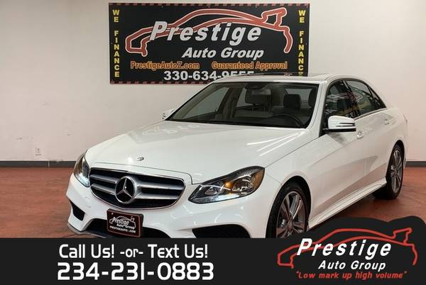 Photo 2014 Mercedes-Benz E 350  Luxury - 100 Approvals - $19994 (Pittsburgh)