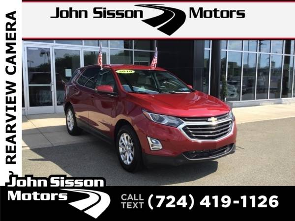 Photo 2018 Chevrolet Equinox LT - $17,851 (_Chevrolet_ _Equinox_ _SUV_)