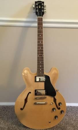 Photo 2019 Gibson ES-335 DOT - $1,900 (Bethel Park)
