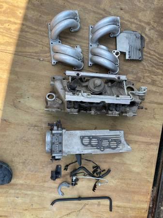 Photo 305 - 350 Chevy Tuned Port Parts - $1 (Irwin)
