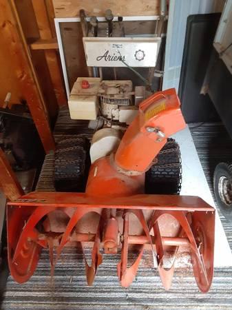 Photo Ariens snow blower - $350 (Blairsville)