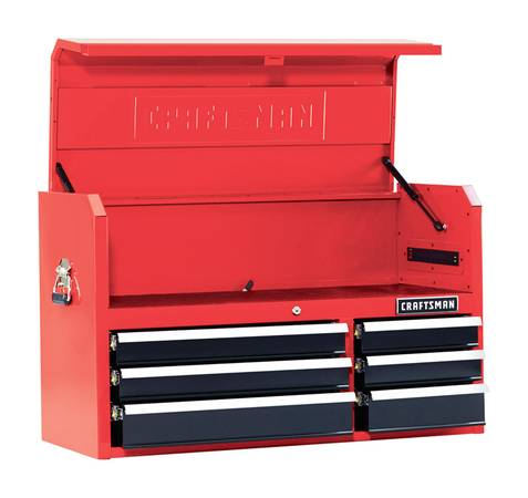 Photo Craftsman 41 in 6 drawer Metal Top Tool Chest BRAND NEW IN THE BOX - $179 (Pittsburgh)