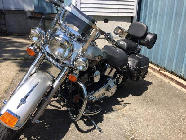 Photo Harley Davidson Heritage Soft Tail Classic - Collector39s Edition - $8500