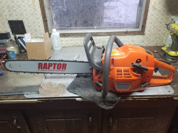 Photo Husqvarna rancher 455 - $350 (Portersville)