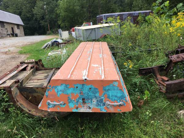 Photo John Boat - $200 (West Newton)