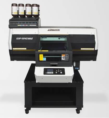 Photo Mimaki 3042 UV Flatbed Printer - $15000 (Beaver Falls)