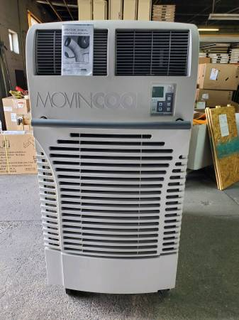 Photo MovinCool Office Pro 60 Portable Air Conditioner - $3,500