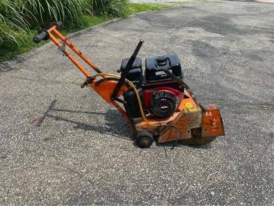 Photo Norton Clipper Gas Powered Walk Behind Concrete Early Cut Saw - $645 (Lower Burrell)