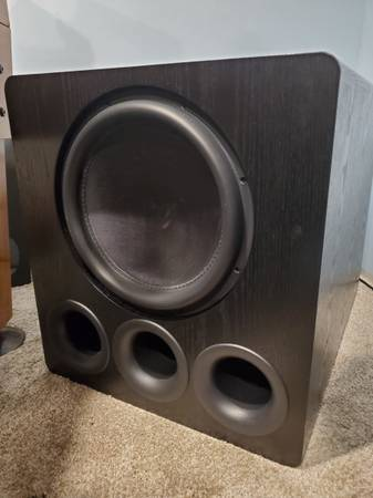 Photo Pair of SVS PB13 Ultra Powered Subwoofer with PB4000 Amp - Full 5 Year Warranty - $1,250 (Pittsburgh)
